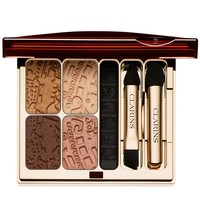 Clarins Color Quartet and Eye Liner Palette - Splendours Collection