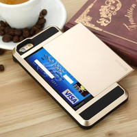 Card Slot Case for iPhone 6 6+