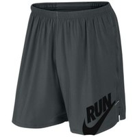 "Nike Dri-Fit 7"" Running Short with Boxer Brief - Men's at Foot Locker"