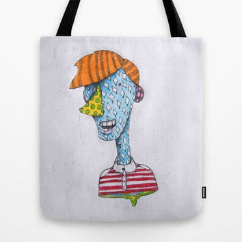 Styles in Smart Tote Bag by Ben Geiger