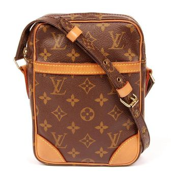 Louis Vuitton Danube Cross Body Bag 5623 (Authentic Pre-owned)