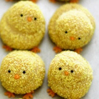 The Best NY Little Chubby little Chics Butter cookies, Easter One dozen