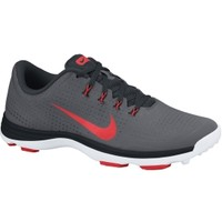 Nike Lunar Cypress Golf Shoes - GREY/RED | DICK'S Sporting Goods