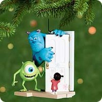 Disney - Monster's Inc. - 2001 Hallmark Ornament