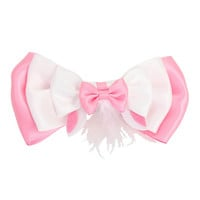Disney The Aristocats Marie Cosplay Hair Bow