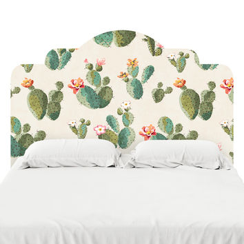 Insufferable Succulents Headboard Decal