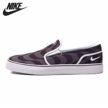 Original New Arrival NIKE TOKI SLIP Men's Skateboarding Shoes Sneakers