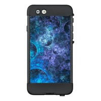Blue And Purple Bubbles LifeProof® NÜÜD® iPhone 6 Case