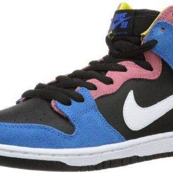Nike Dunk High Pro SB 305050-410 Men's Performance Skateboarding Shoes