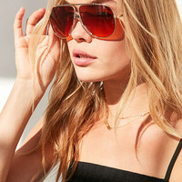Vintage Hunter Aviator Sunglasses | Urban Outfitters