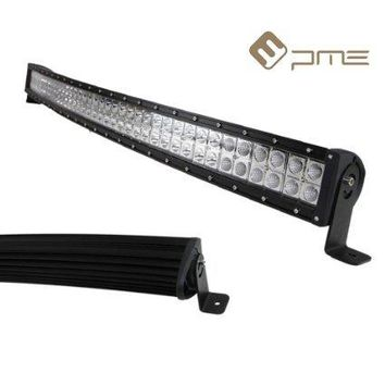 42inch 240W CURVED CREE LED Work Light Bar Flood Spot Offroad SUV UTE ATV Truck (240W42inch)