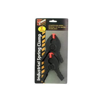 Industrial Spring Clamps (pack of 24)