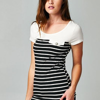 Lucky Stripes Top - MMB Famous Collection