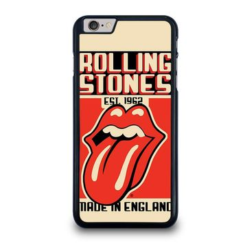 THE ROLLING STONES 1962 iPhone 6 / 6S Plus Case Cover