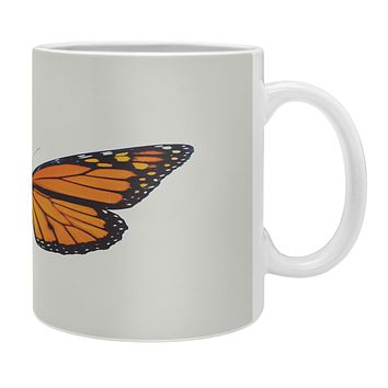 Chelsea Victoria The Queen Butterfly Coffee Mug