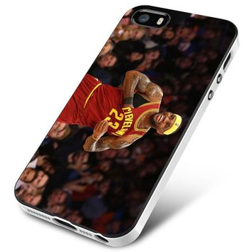 Lebron James (happy) iPhone 5 | 5S | 5SE Case Planetscase.com