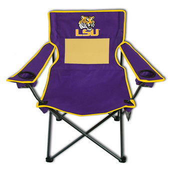 LSU Tigers NCAA Ultimate Adult Monster Mesh Tailgate Chair
