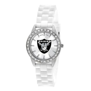 Ladies NFL Oakland Raiders Frost Watch