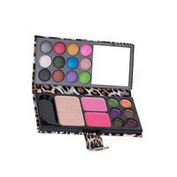 1pcs High Quality 12 Color Professional Makeup Palette Eye Shadow Natural Luminous Warm Color Make Up Glitter Eyeshadow
