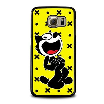FELIX THE CAT Samsung Galaxy S6 Case Cover