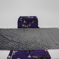 Jack Skellington Portable Changing Pad