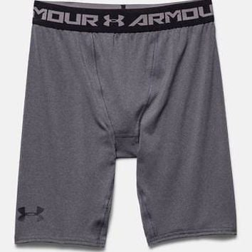 "Under Armour Mens UA HeatGear Sonic Long Compression Short - 9"" Length"