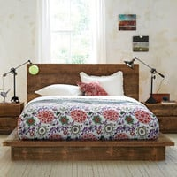 RICHARDSON REEVES BED         -                  Beds         -                  Furniture         -                  Furniture & Decor                       | Robert Redford's Sundance Catalog