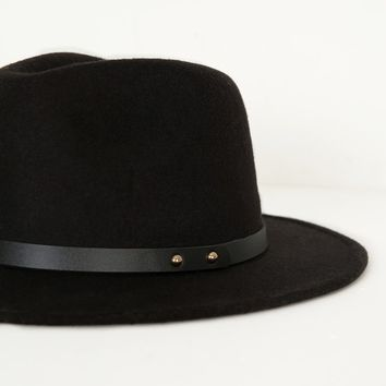 Have You Heard hat in black Produced By SHOWPO