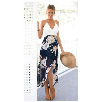 Maxi Casual Party Dress