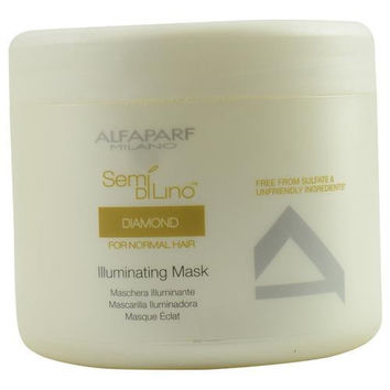 Semi Di Lino Diamond For Normal Hair Illuminating Mask 17.1 Oz