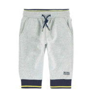 Hugo Boss Baby Boys Grey Sweatpants