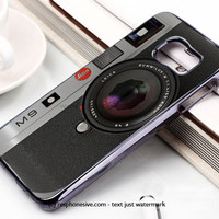 Leica Retro Camera Samsung Galaxy S6 and S6 Edge Case