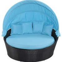 Sofa Negin  Bed, Turquoise, Outdoor Daybeds