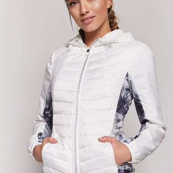 Active Cloud-Wash Puffer Jacket