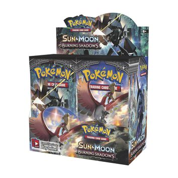 Burning Shadows - Booster Pack - Pokemon TCG
