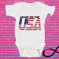 Made in the USA Gerber Onesuit ®