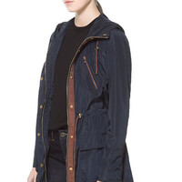 PARKA WITH HOOD AND POCKETS - Blazers - Woman - New collection | ZARA United States
