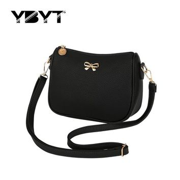 Clutches Evening Bag vintage cute bow ladies mobile purse messenger