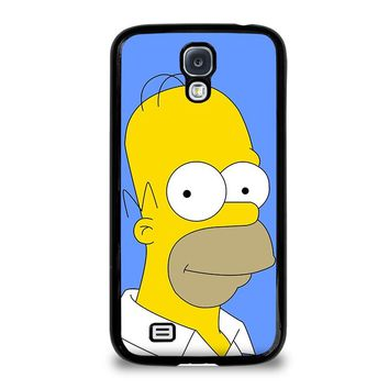 HOMER SIMPSONS Samsung Galaxy S4 Case Cover