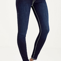 CASEY SUPER SKINNY FLAP SUPER T WOMENS JEAN