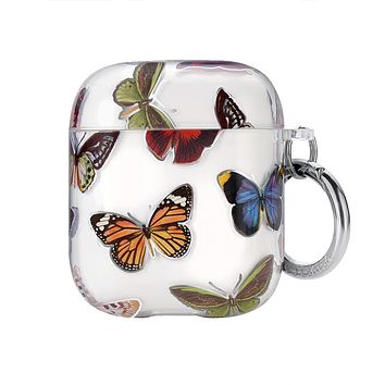 Vintage Butterfly Airpods Case