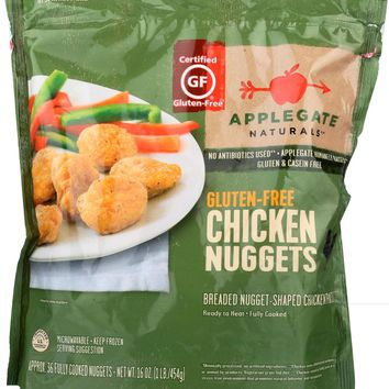 APPLEGATE: Gluten‑Free Chicken Nuggets, 16 oz