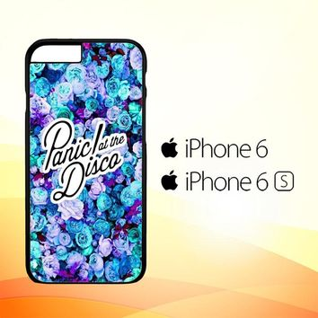 Panic At The Disco Flower X4351 iPhone 6|6S Case