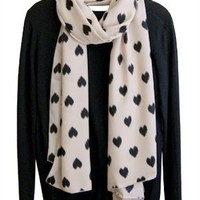 Love Is More Than a Fuzzy Feeling Scarf, Taupe