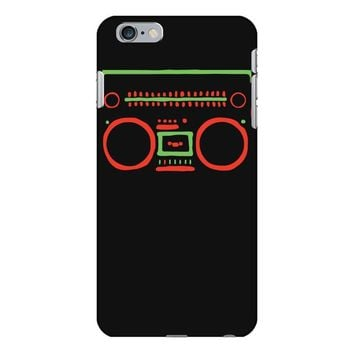 a tribe called quest   speaker hip hop the cutting edge iPhone 6 Plus/6s Plus Case