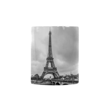Eiffel Tower White Mug