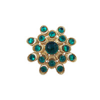 1969 William de Lillo Brooch