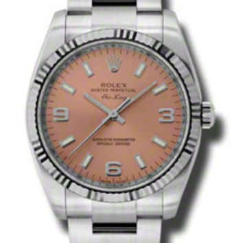 Rolex Air-King Mens Self-Winding Watch 114234PASO