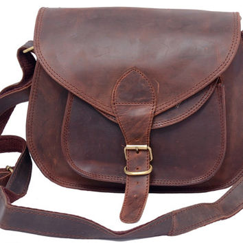Designer Leather Purse / Women Handbag / Crossbody Leather Purse / Diaper Bag / Women Tote / Women Travel Bag