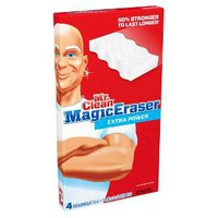Mr. Clean Extra Power Magic Eraser 4 count